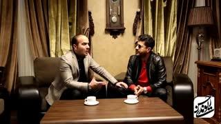 مصاحبه جنجالی حسن ریوندی و سامان - خواننده لس آنجلسی