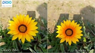 مقایسه دوربین گوشی های سامسونگ گلکسی A60 و A50