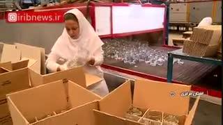 تولید بلور نازک برای اولین بار در کشور