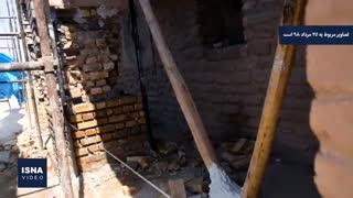 مقبره «یعقوب لیث صفاری» تخریب شده است؟