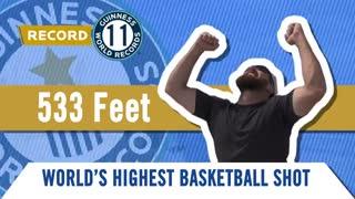 جابه جا کردن رکوردهای بسکتبالی گینس