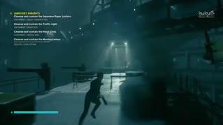 پیدا کردن الن ویک در بازی کنترل - Control