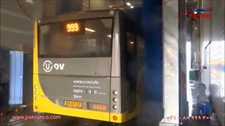 کارواش ترمینال اتوبوس ها چجوریه ؟؟؟