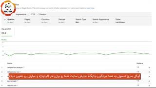 رفع مشکل افت رتبه سایت در گوگل