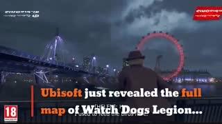 تریلر جدید بازی Watch Dogs Legion دانلود بازی Watch Dogs Legion