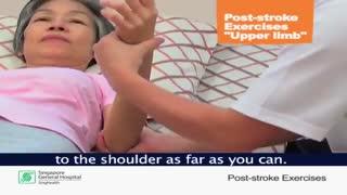 تمرینات ضروری دست و شانه بعد از سکته مغزی- فولادی