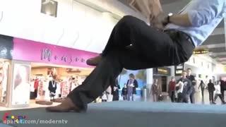 حرکات زیبا و شگفت انگیز ورزشی