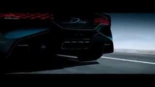 بوگاتی دیوو ۲۰۱۹ سوپر اسپرت | اجاره خودرو سورنا