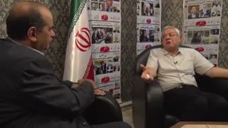 گفتگوی اصغرزاده با مستقل آنلاین: کل افشاگریهای دانشجویان پیرو خط امام غلط بود
