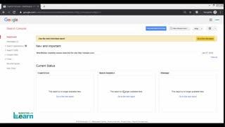 مهاجرت از گوگل وبستر تولز قدیم به نسخه جدید گوگل سرچ کنسول