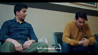 سکانس اول بازی فرزاد فرزین در قسمت سوم سریال مانکن