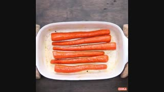 دستور آسان آشپزی: هویج شیرین