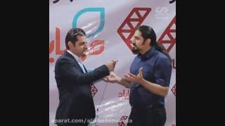 صحبتهای علی خادم الرضا درباره چالشهای فضای کارآفرینی و کسب و کارهای نو