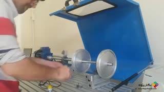 نگارپژوه :: balance/unbalance misalignment of rotary shaft