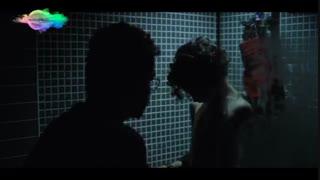 فیلم سینمایی اتاق تاریک : امیر به پدرش در مورد دست زدن کسی به بدنش میگوید
