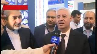 حضور قوی شرکت های زیرساختی و مهندسی ایرانی در نمایشگاه سوریه