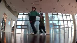 J_HOPE dance