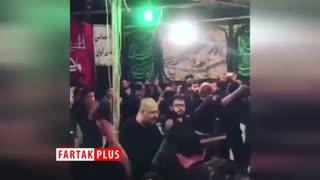 مداحی صداپیشه جناب خان در هیئت خوزستانیها