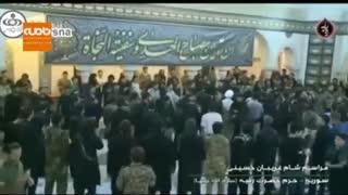 مراسم شام غریبان حسینی در حرم حضرت رقیه (س)