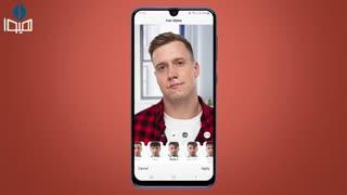 فیلم آموزشی کار با اپلیکیشن FaceApp