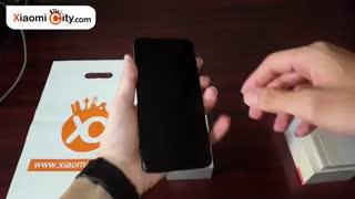 جعبه گشایی گوشی موبایل Mi 9