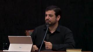 سخنرانی استاد رائفی پور با موضوع ظرفیت های تمدن سازی عاشورا - تهران - جلسه 21 - (جلسه 8 در محرم 98) - 1398.06.16