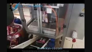 دستگاه بسته بندی چیپس