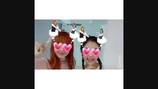 Jenni and Lisa
