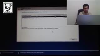 آموزش نصب کامل ویندوز 10 در 8 دقیقه