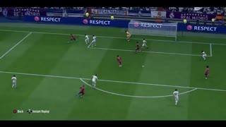 اشتباه عجیب دفاع و دروازهبان در دموی فیفا 20 - FIFA 20 DEMO
