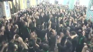 27-عزاداری شب هشتم محرّم 98 هیئت مسجدجامع درحسینیّه اعظم فاطمیّه
