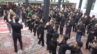 29-عزاداری شب هفتم محرّم98 هیئت جان نثاران حضرت ابوالفضل(ع)قلعه