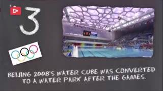 7 نکته درباره شنا در المپیک