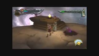 15 دقیقه گیم پلی بازی خدای جنگ God Of War 1 برای کامپیوتر با سه مدل نصب
