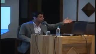 سخنرانی استاد رائفی پور - همایش شیطان - آذر 88 - قزوین