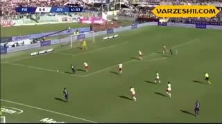 خلاصه بازی فیورنتینا 0_0 یوونتوس (هفتۀ سوم سریآ ایتالیا)