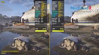 مقایسه عملکرد کارت گرافیک RTX 2080 , GTX 1080 گیمینگ