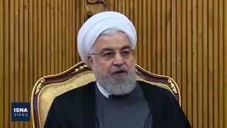 سخنان روحانی پیش از سفر به ترکیه