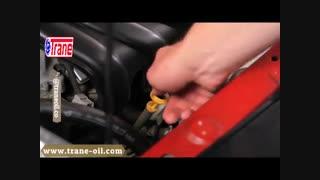 چک کردن روغن موتور
