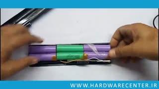 فیلم آموزش تعمیر باتری لپ تاپ دل