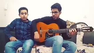 اجرای زیبا با گیتار