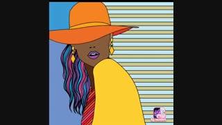 نقاشی دیجیتالی- واقعا نمیدونم چرا اینو رنگ کردم -_- تقدیم الینا