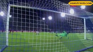 خلاصه بازی ناپولی 2_0 لیورپول (هفتۀ اول دور گروهی لیگ قهرمانان اروپا)