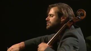اجرای آهنگی زیبا از سکرت گاردن- نوازنده ویلونسل استفان هاوسر
