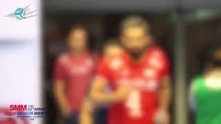 نگاهی دیگر به روز پنجم مسابقات قهرمانی آسیا از دریچه دوربین فدراسیون