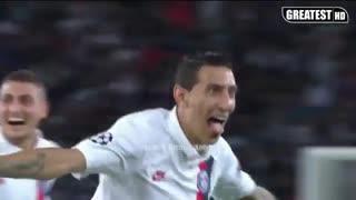 خلاصه بازی پاریس سن ژرمن 3 - رئال مادرید 0 (لیگ قهرمانان اروپا)