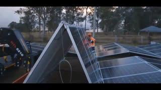 نسل جدید نیروگاه خورشیدی ؛ قابل حمل !!  - پارسیس انرژی سبز