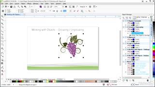 آموزش کامل نرم افزار CorelDraw X8