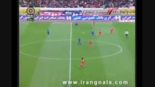 دربی خاطرهانگیز 68؛ پرسپولیس 2-1 استقلال