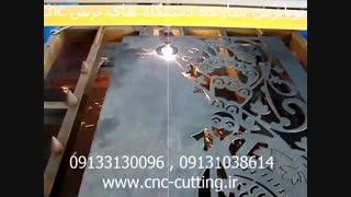 دستگاه برش Cnc پلاسما -پویابرش ایران
